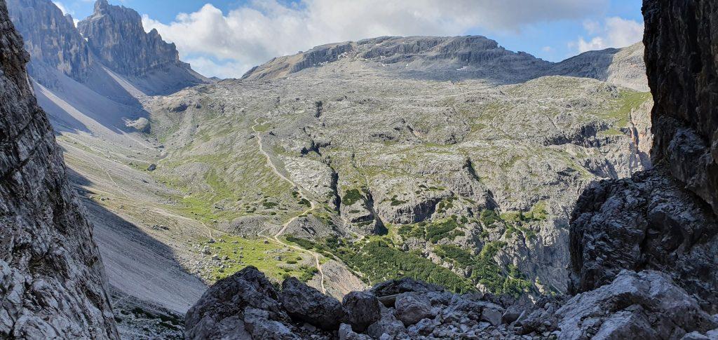 caminos de roca